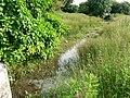 Hoddnant feeder stream, Frampton - geograph.org.uk - 859800.jpg