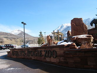 Buildings and sites of Salt Lake City - Hogle Zoo
