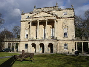 Eric Parry - Holburne Museum, Bath, restoration and renewal, 2002–2011