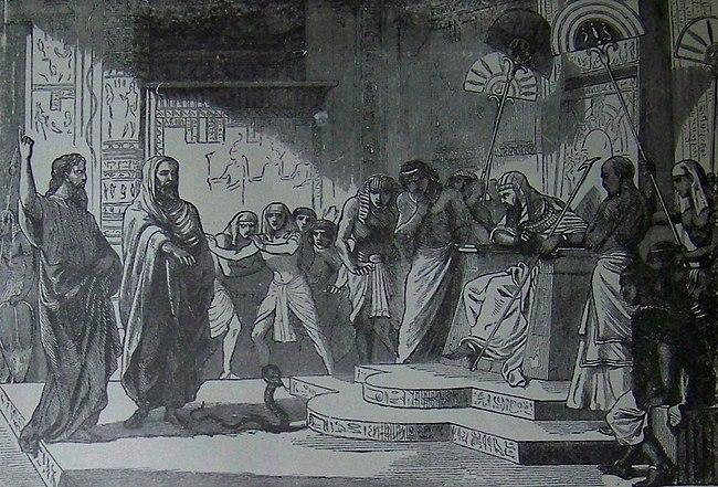 aaron und samuel bibel