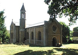 Holy Trinity, Wareside, Herts - geograph.org.uk - 357774.jpg
