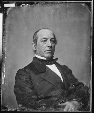 Caleb Blood Smith - Image: Hon. Caleb B. Smith, Ind NARA 526254