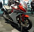 Honda CBR600F front 2011 Tokyo Motor Show.jpg