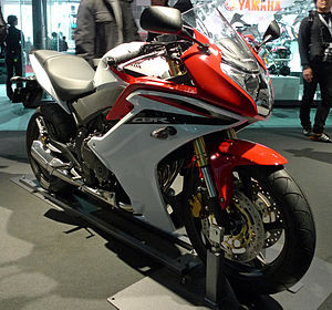 honda cbr600f wikipedia. Black Bedroom Furniture Sets. Home Design Ideas