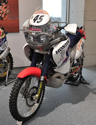 1995 Granada–Dakar Rally