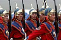 Honour guards of Mongolia, Kaan Quest 2007 .jpg