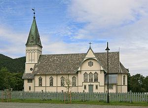 Horg Church - Image: Horg kirke II