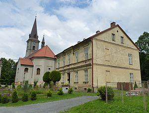 Horní Domaslavice - Church of Saint James the Greater