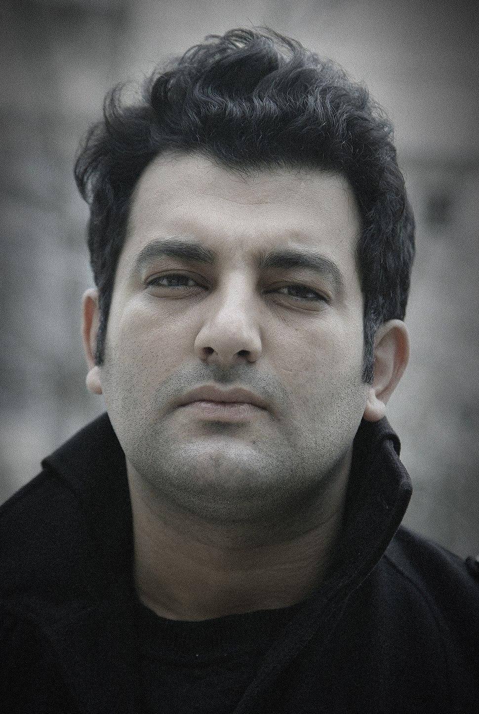 Hossein Rajabian Iranian Filmmaker %26 Photographer