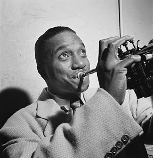 Hot Lips Page American jazz musician