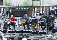 Hot Tuna at Merlefest 2006.JPG