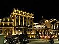 Hotel Carrasco y su entrada al Casino.JPG