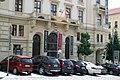 Hotel Comsa Šilingrovo náměstí Brno - vstupní průčelí 2.jpg