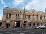 Hotel Erzsébet királynő. SW facade (L). Listed ID -11710. - Gödöllő.JPG
