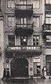 Hotel Saski Krakowskie Przedmieście przed 1939.jpg