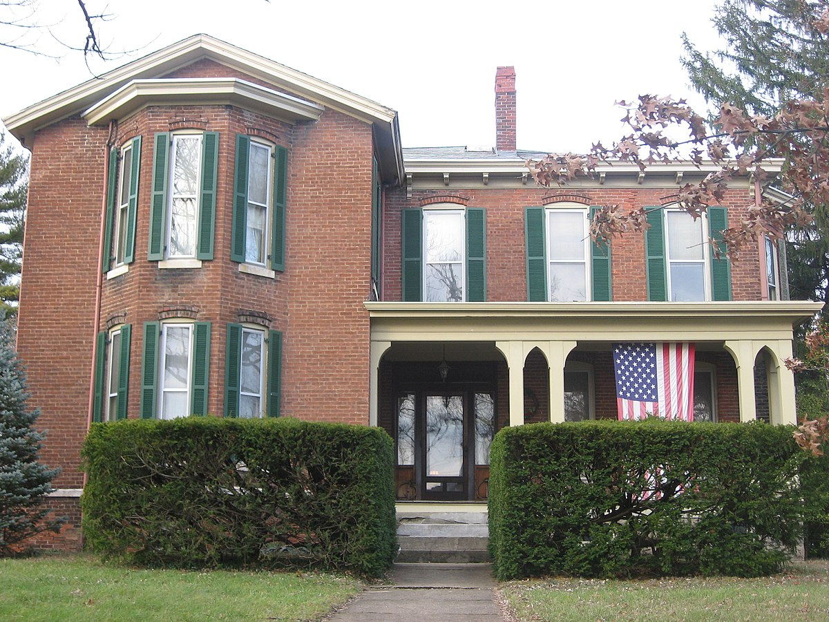 Martinsville northside historic district wikipedia for Northside house