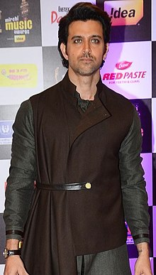 List of awards and nominations received by Hrithik Roshan