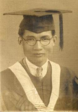 Huang Xianfan's Graduation Photo.jpg