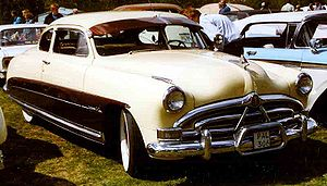 Muscle car - Hudson Hornet: Rocket 88's only competitor