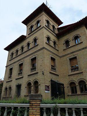 Huesca - Servicio Provincial de Medio Ambiente 02
