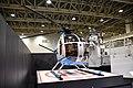 Hughes 369HS(JA9099) right front view in THE YAMAZAKI MAZAK MUSEUM OF MACHINE TOOLS November 8, 2019 01.jpg