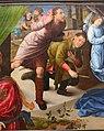 Hugo van der Goes, adorazione dei pastori tra due profeti, 1480 ca. 04.JPG
