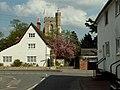 Hundon village, Suffolk - geograph.org.uk - 167949.jpg