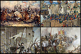 Hundred Years' War montage.jpg