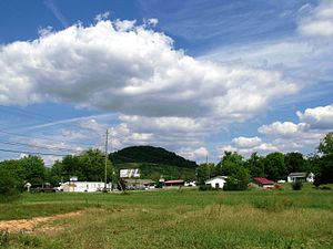 Hunter, Tennessee - Image: Hunter Carter County tn 1