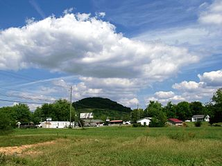 Hunter, Tennessee CDP in Tennessee, United States