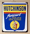 Hutchinson Enamel advert sign at the den hartog ford museum pic-012.JPG