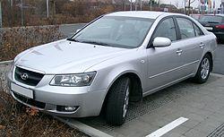 Hyundai Sonata - Wikipedia, la enciclopedia libre