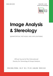 <i>Image Analysis & Stereology</i> Academic journal