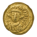 INC-1869-a Малоформатный солид. Констант II. Ок. 641—668 гг. (аверс).png
