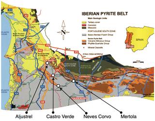 Iberian Pyrite Belt