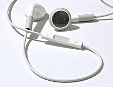 7c1ce185fb6 Apple earbuds - Wikipedia