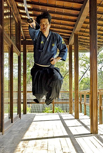 Iaijutsu - Image: Iaijutsu