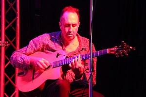 Ian Date - Ian Date performing at the Lismore Jazz Club, Australia, November 2017