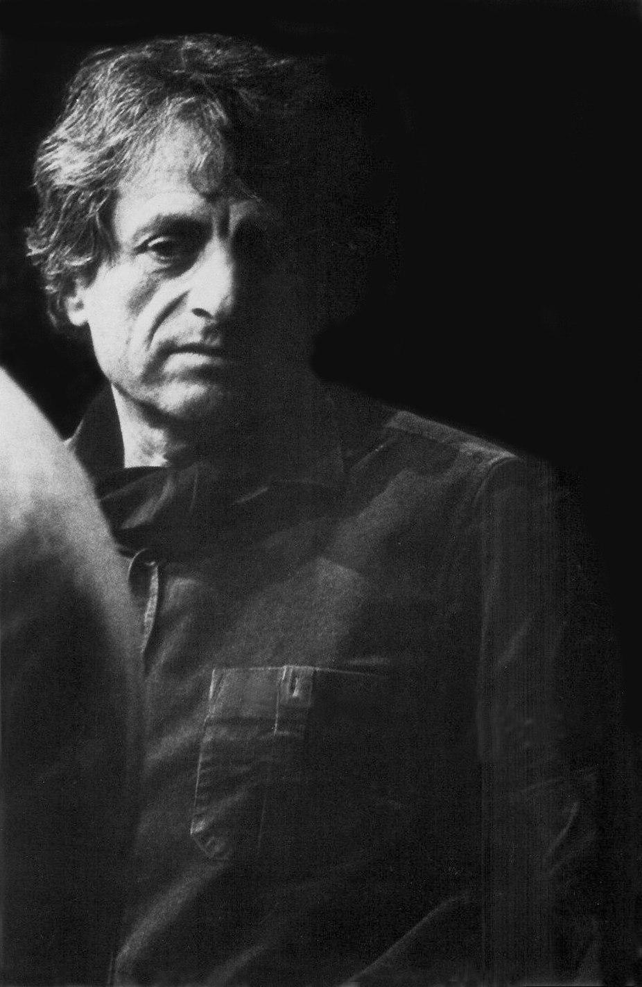 Iannis Xenakis 1975