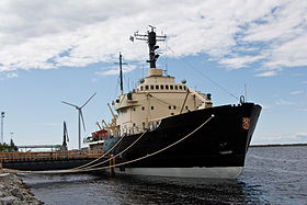 Icebreaker Sampo at the Port of Kemi.jpg