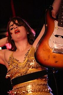 Ida Maria Norwegian singer