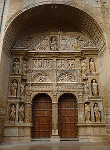 Iglesia De Santo Toms Haro Wikipedia La Enciclopedia