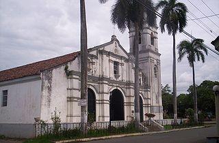Los Santos District District in Los Santos Province, Panama