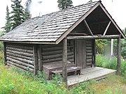 Igloo Creek Patrol Cabin