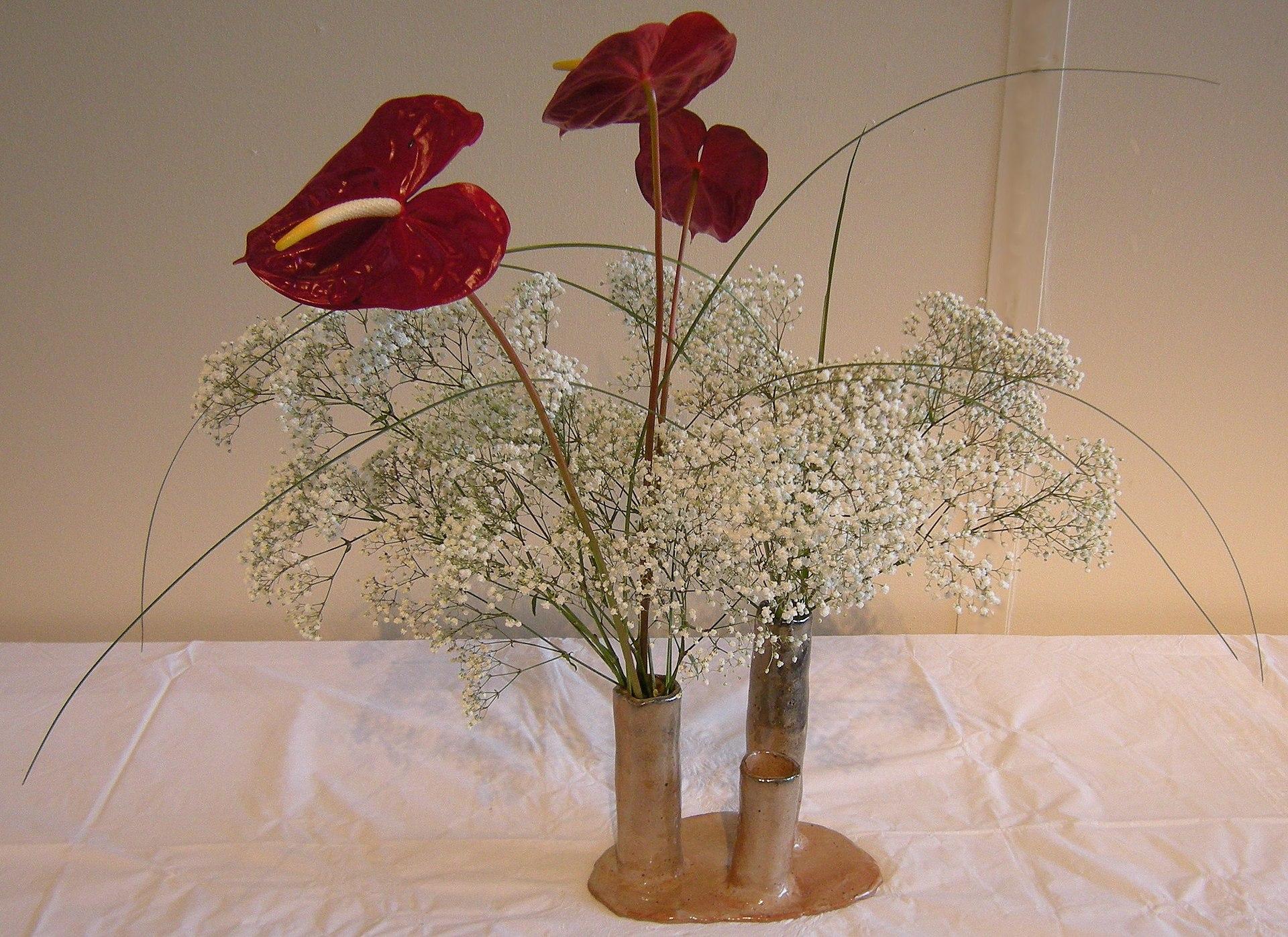 Ikebana  Wikipedia