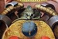 Il poppi, stemma mediceo granducale, 1580-90 ca. 02 mascherone.jpg