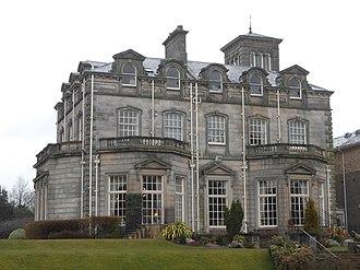 Upton, Merseyside - Upton Manor.