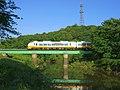 Inaho Limited express and Mt.Kinshoji.jpg