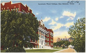 University of the Incarnate Word - Incarnate Word College, c. 1930