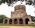 Incomplete Tomb of Mirza Nizamuddin Ahmed, Qutb Shahi Tombs - 1.jpg